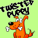 Twisted Puppy logo icon