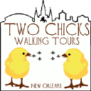 Two Chicks Walking Tours logo icon