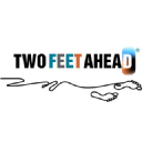Two Feet Ahead logo icon
