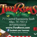 Two Rows logo icon