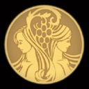 Two Sisters Vineyards logo icon