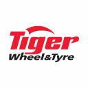 Tiger Wheel & Tyre logo icon