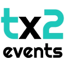 Tx2 Events logo icon