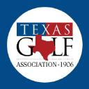 Texas Golf Association logo icon