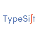 Type Sift logo icon