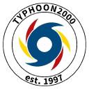 Typhoon2000 logo icon