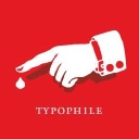 Typophile logo icon