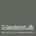 U-landsnyt.dk logo