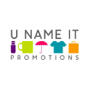 U Name It Promotions logo