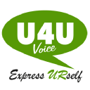U4 U Voice logo icon
