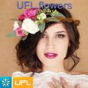 Ufl Flowers logo icon