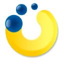 Ukraine Digital News logo icon