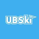 Ub Ski logo icon