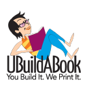 U Build A Book logo icon