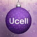 Ucell logo icon