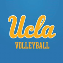 Ucla Women's Volleyball logo icon