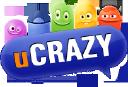 U Crazy logo icon