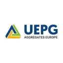 UEPG (European Association of Aggregates Producers) logo