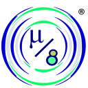 μfraction8 logo icon