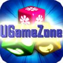 Ugamezone logo icon