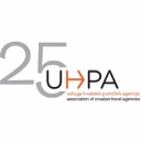 UHPA - Association of Croatian Travel Agencies logo