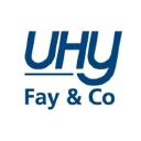 UHY Fay & Co logo