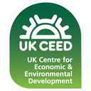 UK CEED (UK Centre for Economic and Environmental Development) logo