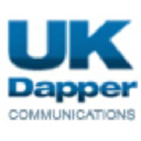 Uk Dapper Communications logo icon