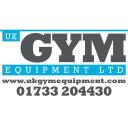 Uk Gym Equipment logo icon