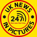 Uk News In Pictures logo icon