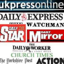 Ukpressonline logo icon