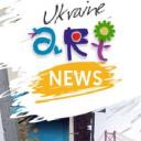 Ukraine Art News logo icon