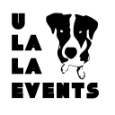 U LA LA EVENTS & PRODUCTIONS logo