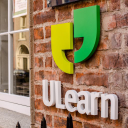 ULearn English School Dublin logo