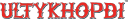 Ultykhopdi logo icon