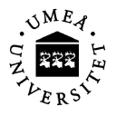 Umeå University, Sweden logo icon