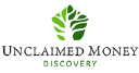 Unclaimed Money Discovery logo icon