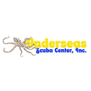 Underseas Scuba Center logo icon