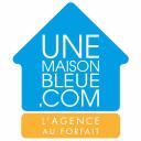 Une Maison Bleue logo icon