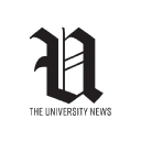 The University News logo