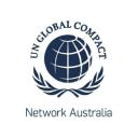 Un Global Compact logo icon