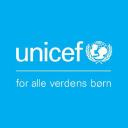 Unicef Danmark logo icon