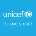 United Nations Children's Fund logo icon