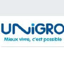 UNIGRO, dept of Saint-Brice NV logo