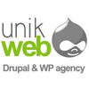 unikweb.fr logo icon