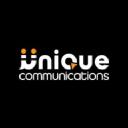 Unique Communications logo icon