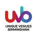 Unique Venues Birmingham logo icon