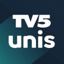 Unis Tv logo icon