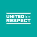 United for Respect Logo