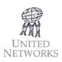 United Networks logo icon